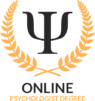 online psychologist degree logo